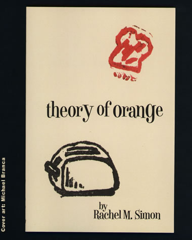 Theory of Orange by Rachel M. Simon