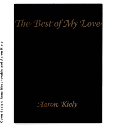 cover of The Best of My Love